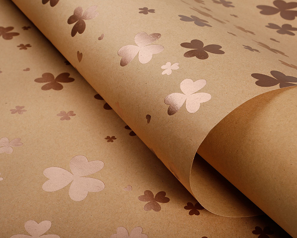 branded gift wrap