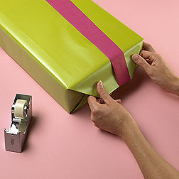Packaging with envelope